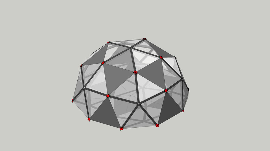 Geodesic Dome - Component