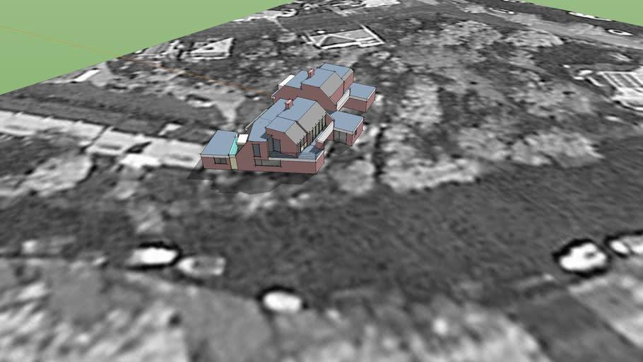 dakopbouw Witte Rozenstraat, Leiden ©2006 vanswietenarchitects