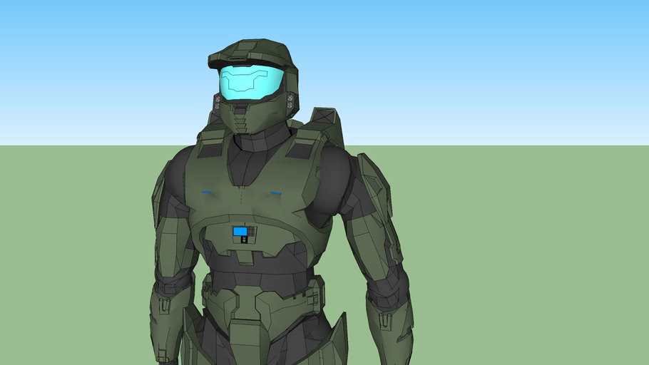 Mark VII (7) mjolnir armor/ MK.II A.A.S