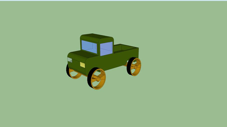 oldtime truck