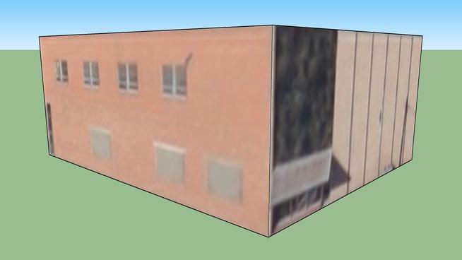 Building in Albuquerque, NM, USA