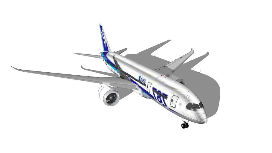 B787-8 ANA Airlines