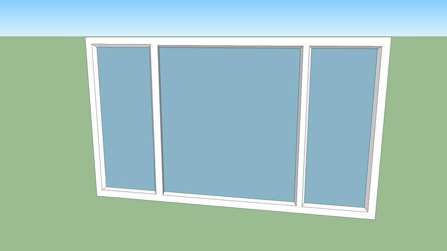 KITCHEN PVC WINDOW