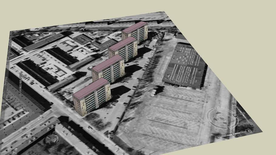 Apartment Buildings Stærevej 30 - 36
