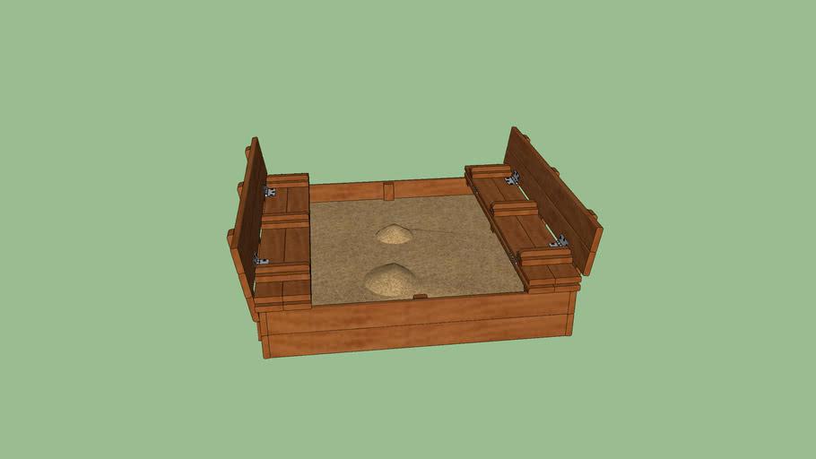 Wooden Sandbox (Dynamic)
