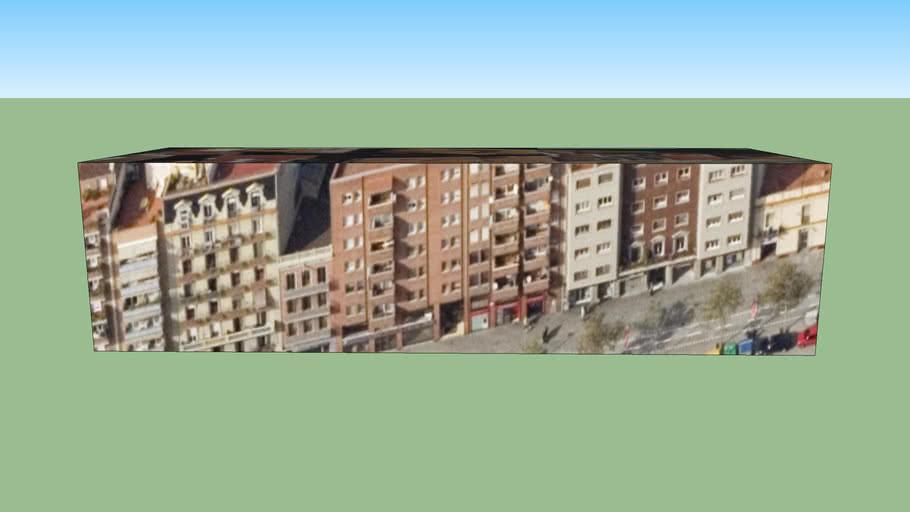 Construção em Barcelona, Espanha