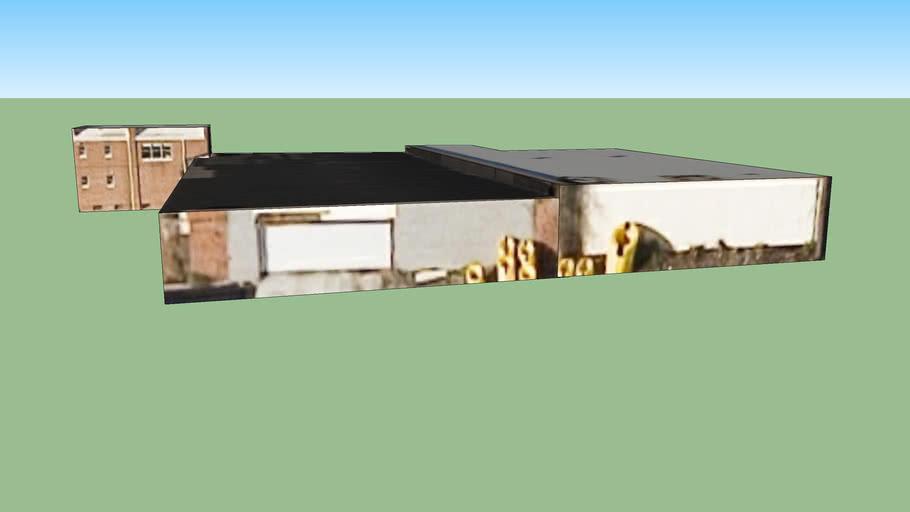 Bâtiment situé 1, Charlotte, Caroline du Nord, USA