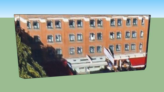 Building in Islington, Greater London, UK