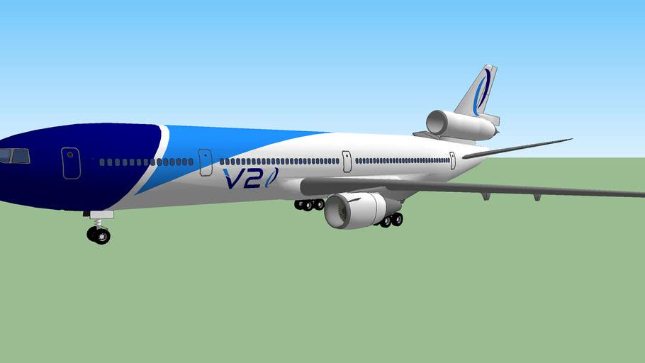 V2 Airlines (2013) McDonnell Douglas MD-11