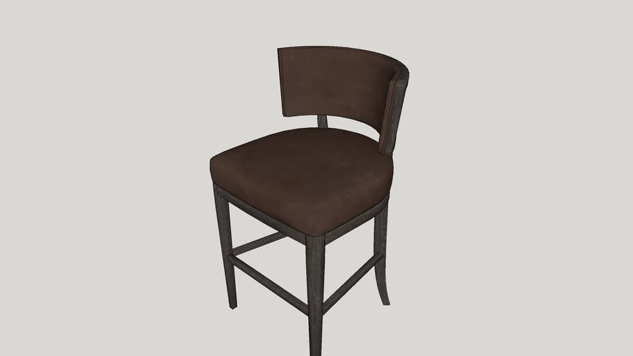 bar chair vray 2 OR higher ready render