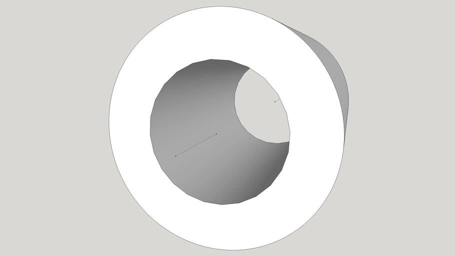 Linear bearing, .75 bore