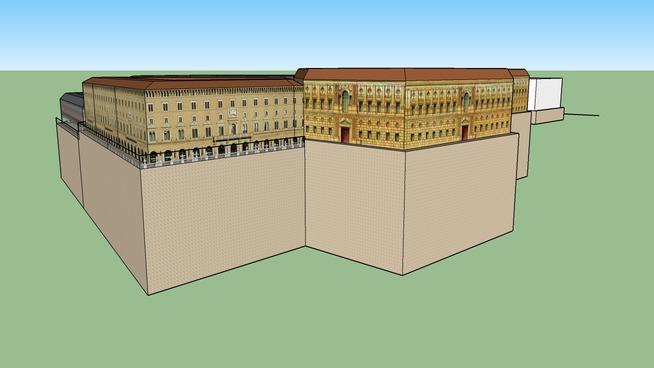palacio episcopal de madrid