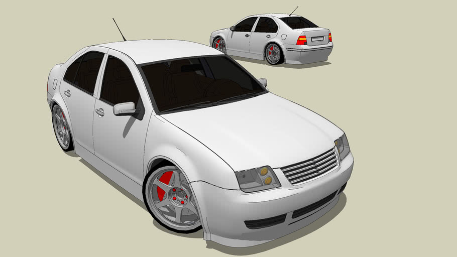 2002 Volkswagen Jetta VR6 (Tuned)
