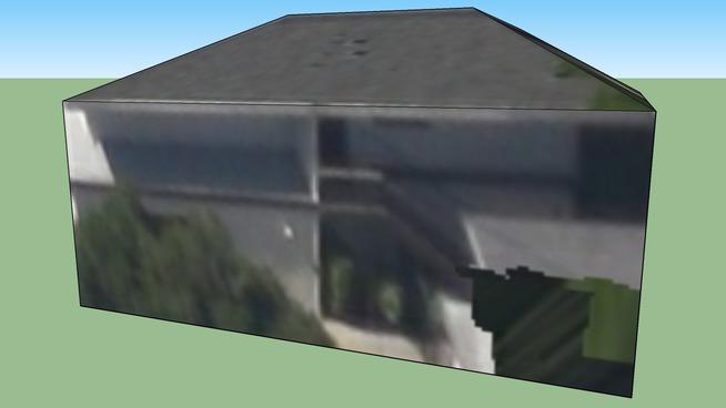 Building in Saratoga, CA, USA