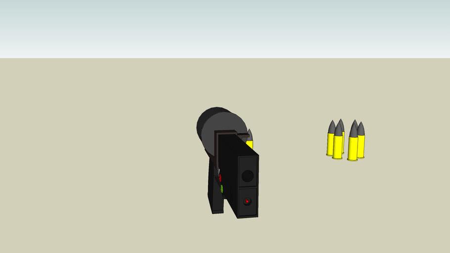 Combat revolver