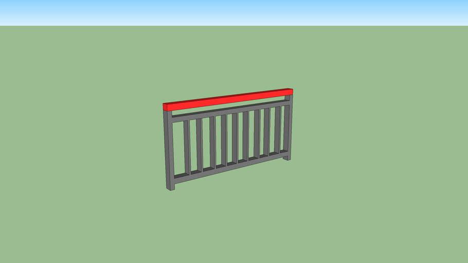 Низкий PID забор