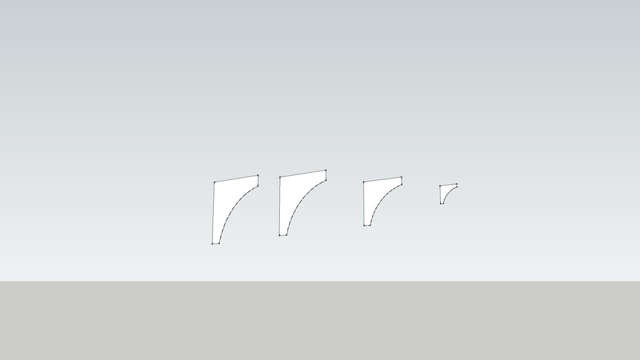 Cove Molding Profiles