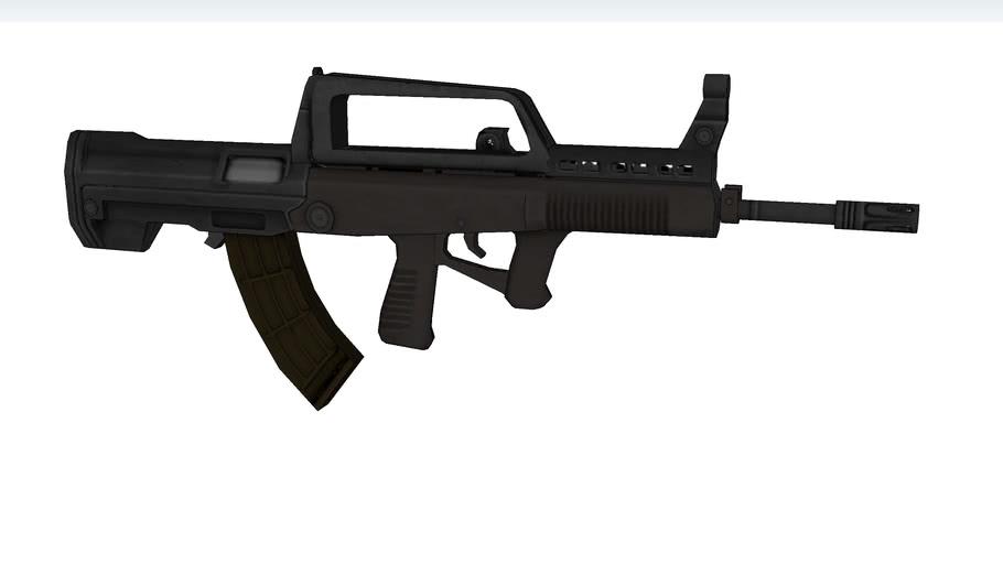 China QBZ-95 Assault rifle