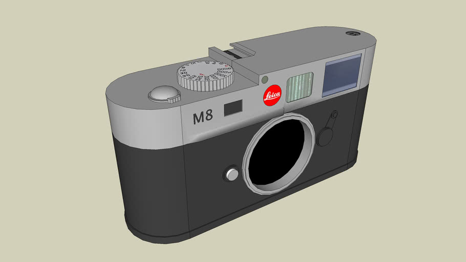 Leica M8 Digital SLR