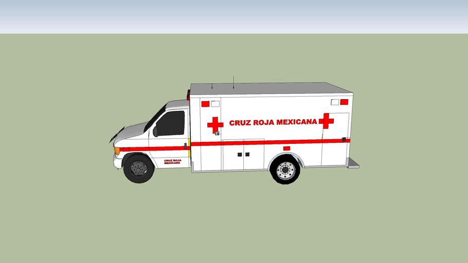 ambulancia de la cruz roja mexicana delegacion chimpancingo guerrero