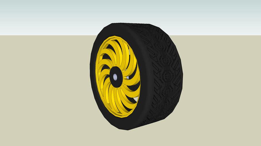 wheel (колесо)