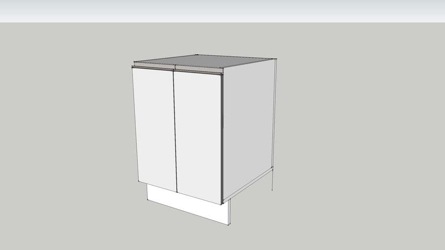 Mueble bajo cocina | 3D Warehouse