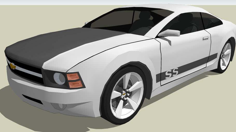 Chevrolet Opala SS Concept 2003