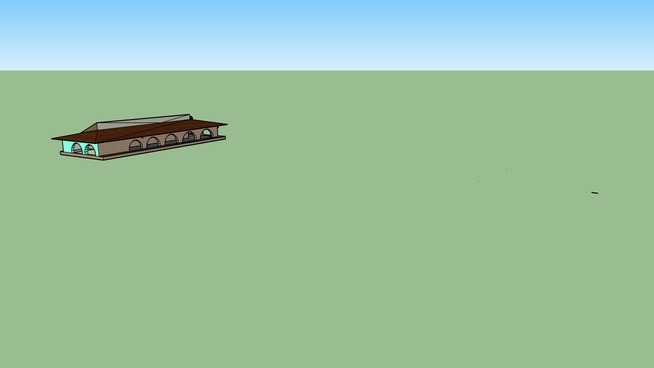 Casa da Fazenda Xandú