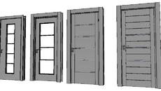 Durvis un furnitūra