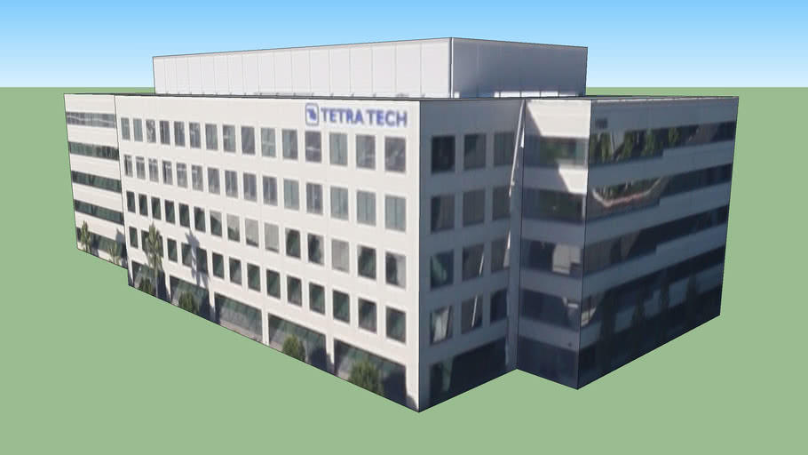 TetraTech Building in Irvine, CA, USA