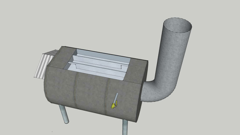 Sap boiler