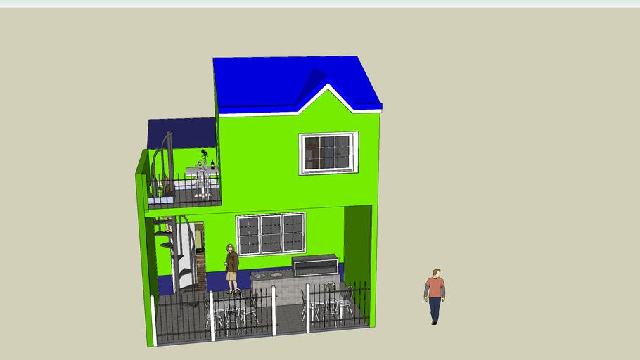 danart concept st. josept vill. 10 phase3 blk19 lot3
