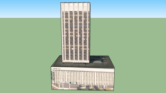 City Tower situé Birmingham, UK