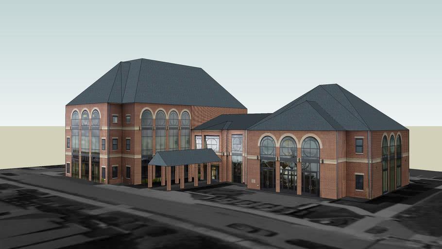 The Alumni Center & Marshall University Foundation & Development Complex