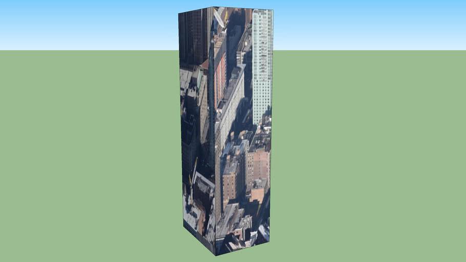 Building in New York City, New York, Verenigde Staten