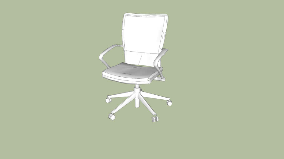 Haworth/X99 Seminar Chair/X441-2140