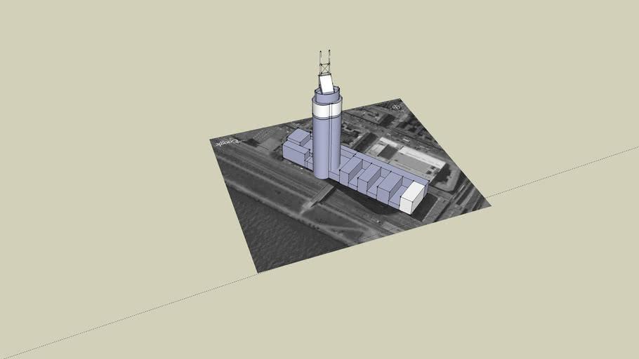 Vienna Millenniumtower