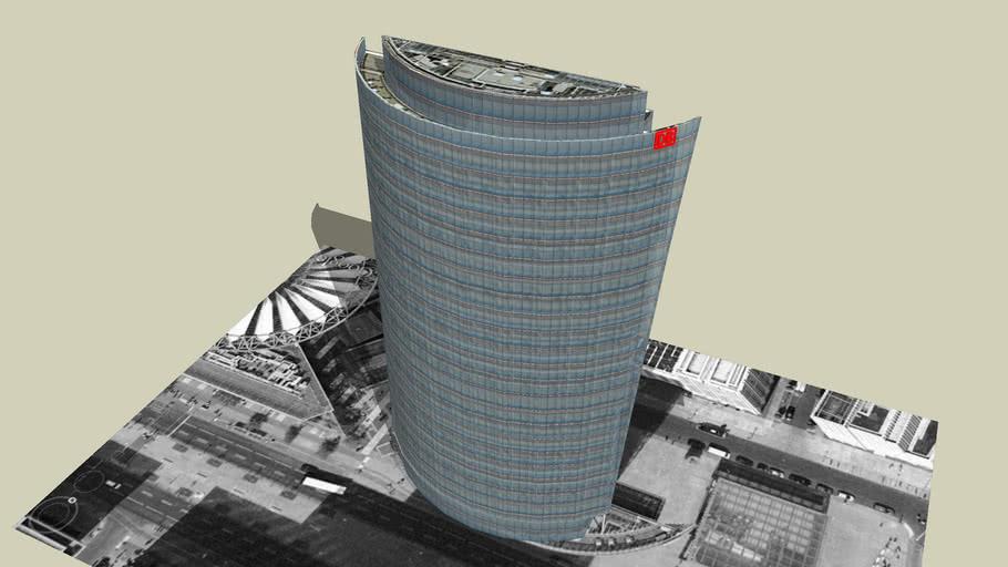 DB Deutsche Bahn Tower Berlin