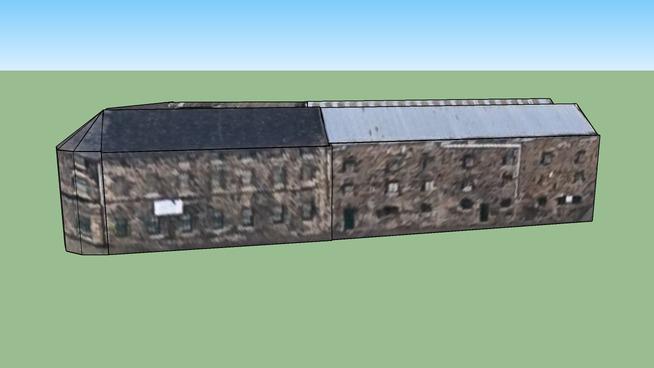Bâtiment situé Édimbourg EH6 6BY, Royaume-Uni