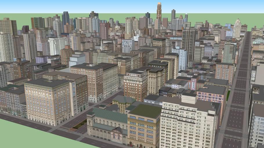 Manhattan-Upper East Side