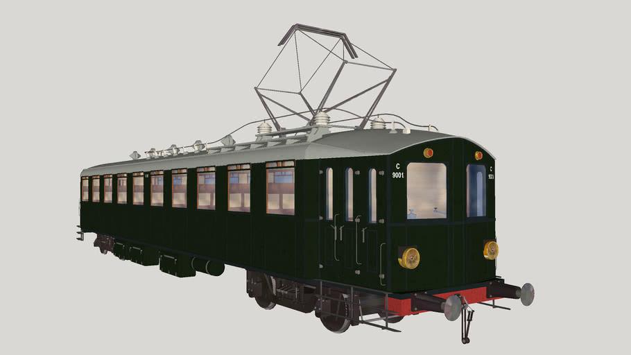 MS Electr materiaal 1924  C9001
