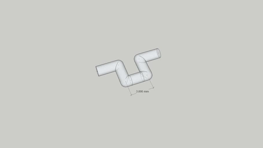 Z-bending of a 1.4 mm piano wire @imaicom