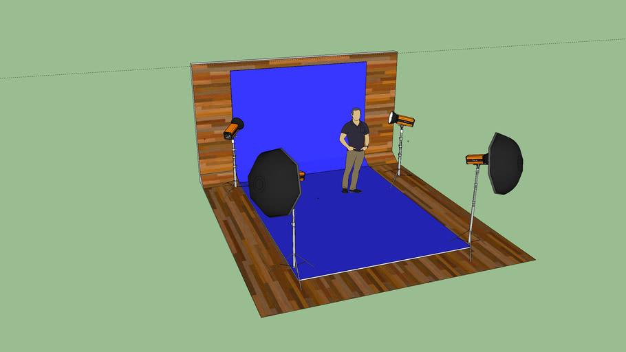 studio for photographer