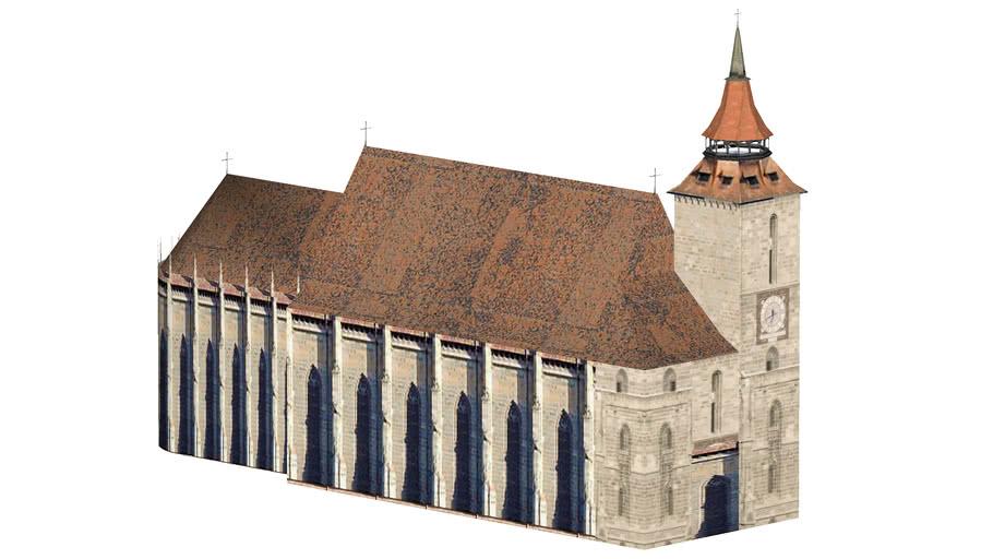 The Black Church,Brasov,Romania