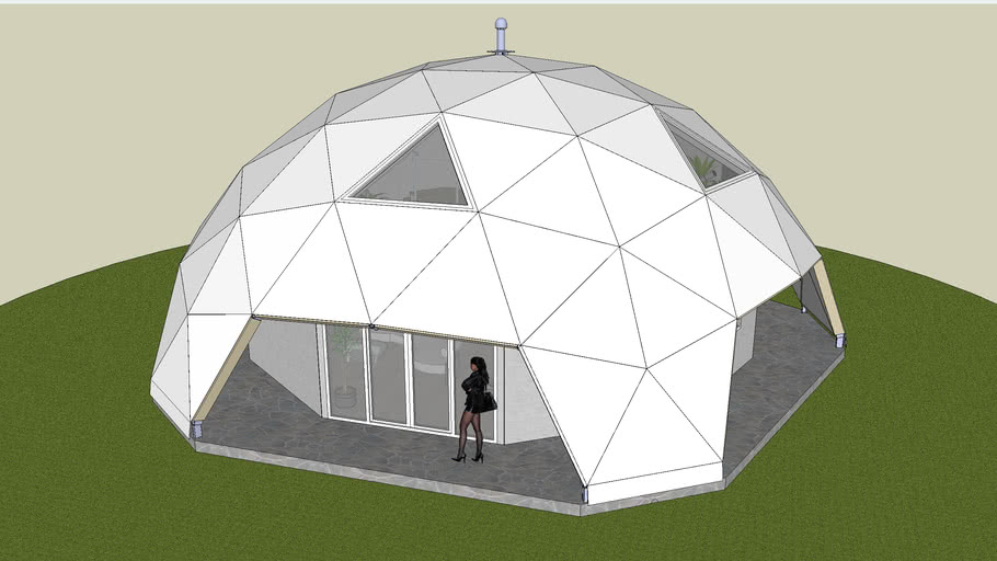 Geodome D15m 4V
