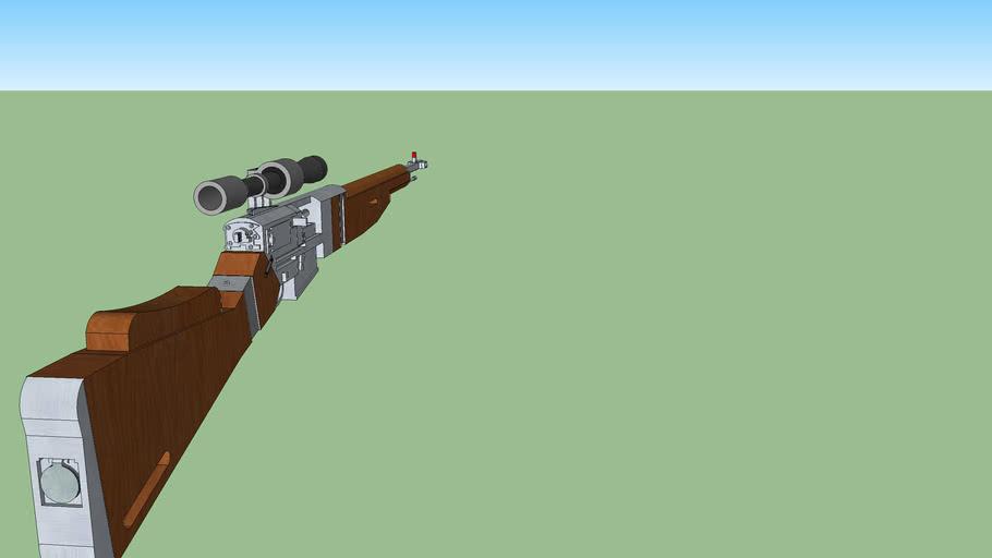 paz arms leader rifle