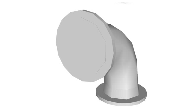 Piping 150# - very low poly