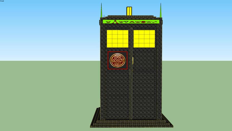 TARYNIOUS: (An Ancient Gothic TARDIS)