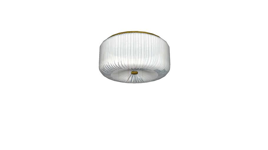 Sylcom Mask 400 ceiling lamp