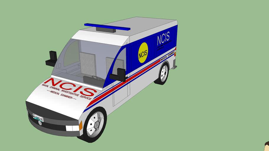NCIS (Naval Criminal Investigative Service): Medical Examiner